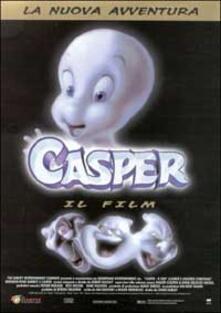 Casper, il film di Owen Hurley - DVD
