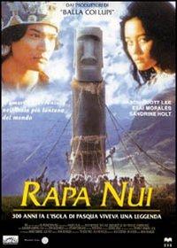 Locandina Rapa Nui