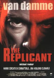 The Replicant di Ringo Lam - DVD