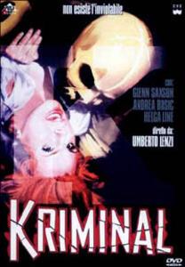 Kriminal di Umberto Lenzi - DVD