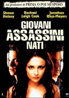 Giovani assassini nati di Jay Lowi - DVD