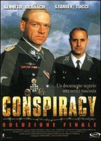 Locandina Conspiracy. Soluzione finale