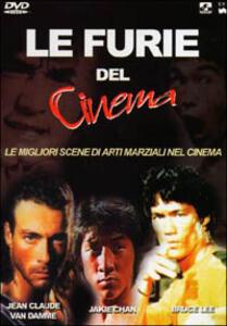 Le furie del cinema di Toby Russel - DVD