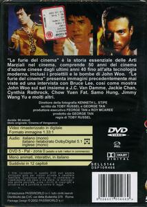 Le furie del cinema di Toby Russel - DVD - 2
