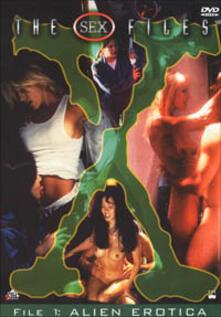 The Sex Files. File 1: Alien Erotica di Rolfe Kanefsky - DVD