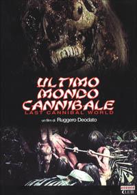 Mondo cannibale 2003 Enjoy Horror +18 الايطالي اكلي اللحوم 8024607005147