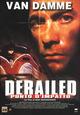 Cover Dvd DVD Derailed. Punto d'impatto