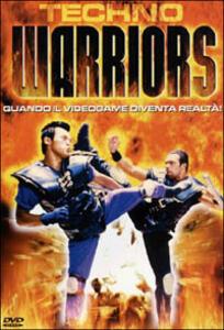 Techno Warriors di Philip Ko - DVD