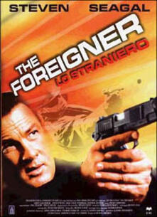 The Foreigner di Michael Oblowitz - DVD