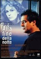 Cover Dvd Alla fine della notte