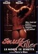 Cover Dvd Snuff Killer. La morte in diretta