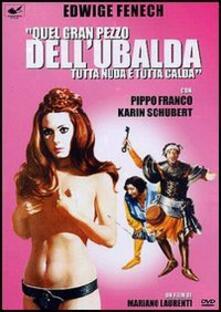Quel gran pezzo dell'Ubalda tutta nuda e tutta calda di Mariano Laurenti - DVD