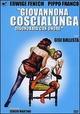 Cover Dvd DVD Giovannona Coscialunga Disonorata con Onore