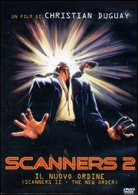 Locandina Scanners 2 - Il nuovo ordine