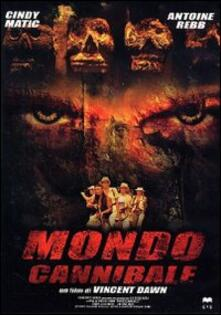 Mondo cannibale di Bruno Mattei - DVD