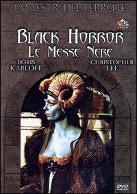 Black Horror - Le messe nere
