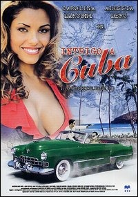 Locandina Intrigo a Cuba