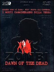 Zombi. Dawn of the Dead. Con CD (4 DVD) di George Romero - DVD