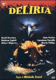 Deliria di Michele Soavi - DVD