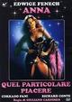 Cover Dvd DVD Anna, quel particolare piacere