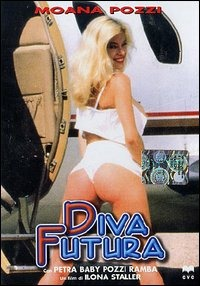 Locandina Diva futura - L'avventura dell'amore