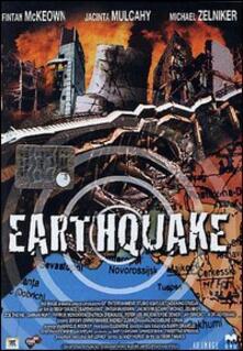 Earthquake di Tibor Takacs - DVD