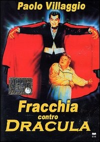 Locandina Fracchia contro Dracula