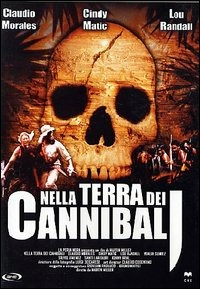 Locandina Nella terra dei cannibali