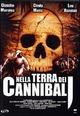 Cover Dvd Nella terra dei cannibali