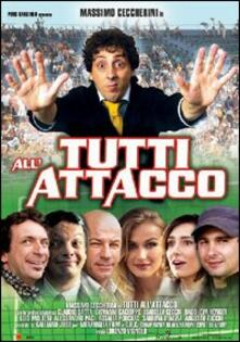 Tutti all'attacco di Lorenzo Vignolo - DVD