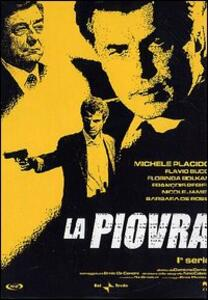 La piovra 1 (3 DVD) di Damiano Damiani - DVD