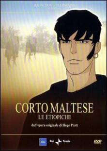 Corto Maltese. Le Etiopiche di Richard Danto,Liam Saury - DVD