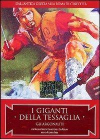 Locandina I giganti della Tessaglia - Gli argonauti