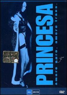 Princesa di Henrique Goldman - DVD