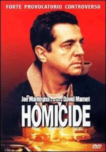 Homicide di David Alan Mamet - DVD