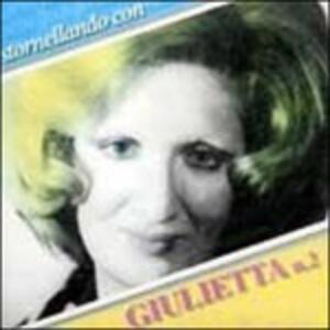 Stornellando - CD Audio di Giulietta Sacco