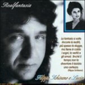 Realfantasia - CD Audio di Filippo Schisano