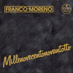 Millenovecentonovantotto - CD Audio di Franco Moreno