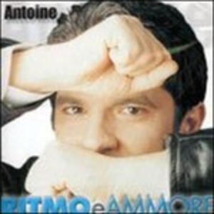 Ritmoeammore - CD Audio di Antoine