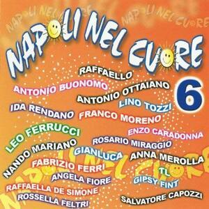 Napoli Nel Cuore 6 - CD Audio