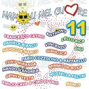 Napoli Nel Cuore 11 - CD Audio