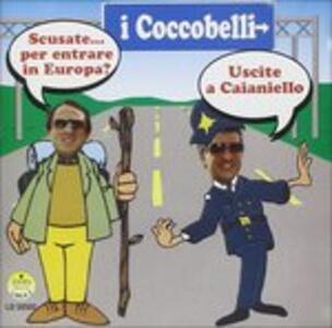 Scusate… per Entrare in Euro - CD Audio di Coccobelli