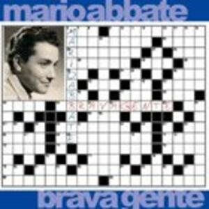Brava Gente - CD Audio di Mario Abbate