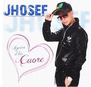 Aprirò Il Tuo Cuore - CD Audio di Jhosef