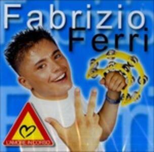L'amore in Corso - CD Audio di Fabrizio Ferri
