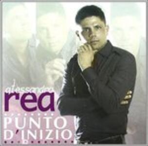 Punto D'inizio - CD Audio di Alessandro Rea