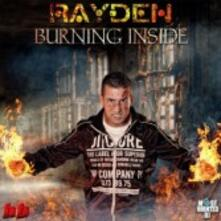 Burning Inside - Vinile LP di Rayden