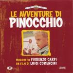 Cover CD Colonna sonora Le avventure di Pinocchio [2]