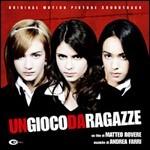 Cover CD Un gioco da ragazze