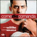 Cover CD Colonna sonora Come dio comanda